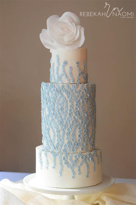 Artistic Wedding Cakes by Rebekah Naomi Cake Design   Mon Cheri Bridals