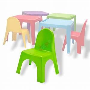 Chaise Pour Enfants En PVC Empilable Couleur Verte Plein