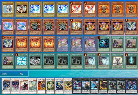 herald of perfection deck recipe deck list