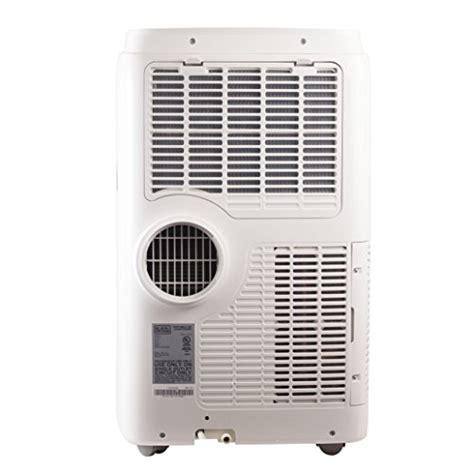 black decker bpacthwt portable air conditioner  btu heat white ebay
