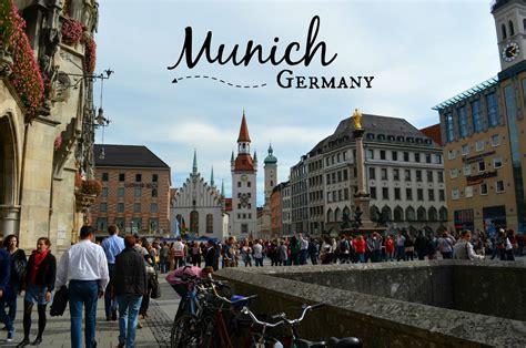 Munich Germany We Took The Road Less Traveled Bloglovin