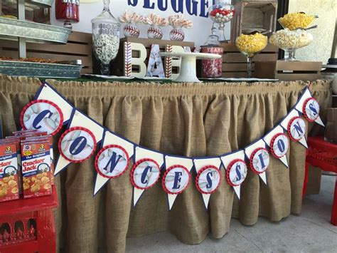 baseball baby shower decorations classic baseball baby shower baby shower ideas themes