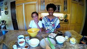 How to make Stout Gingerbread with Judah & Karen Marley ...