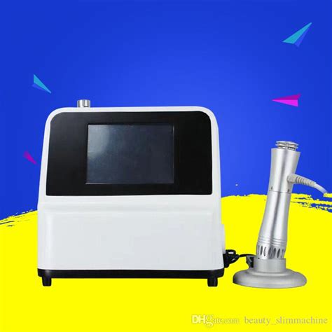Most Popular Beauty Acoustic Wave Therapy Machine For