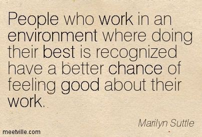 quotes  healthy work environment  quotes