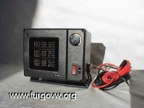 U0421hoza Acogedora Personales  Calefactor 12v 300w