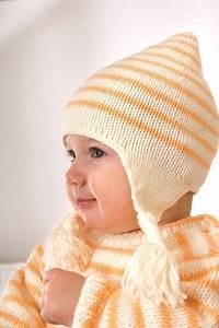 Baby Mützchen Stricken : set aus m tze f ustlingen und socken kostenlose strickanleitung s ugling m tzchen stricken ~ Orissabook.com Haus und Dekorationen