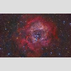 Rosette Nebula Captured In This Stunning Space Photo  Cbs News