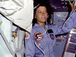 Sally Ride dead: First American woman to fly in space dies ...