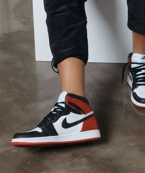 Shop with afterpay on eligible items. Air Jordan 1 Satin Black Toe Women's CD0461-016 Release ...