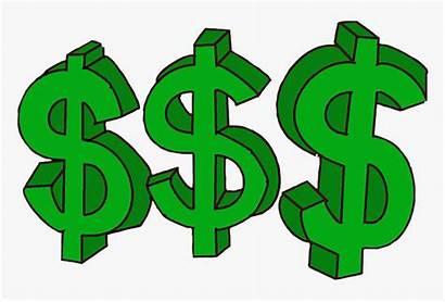 Money Dollar Signs Transparent Check Trump