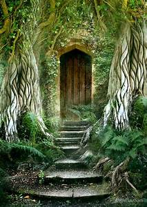 """""""The Secret Door"""" by Angie Latham Redbubble"""