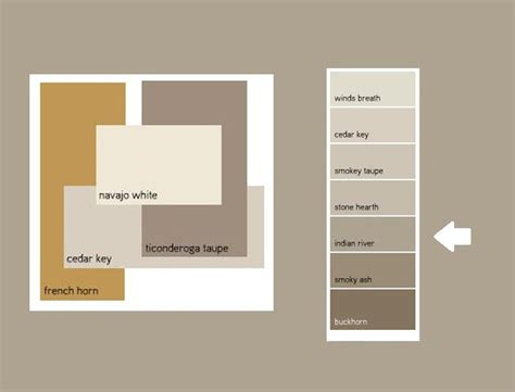 Embassy Cabinets by Benjamin Moore Blue Gray Color Chart 2017 2018 Best
