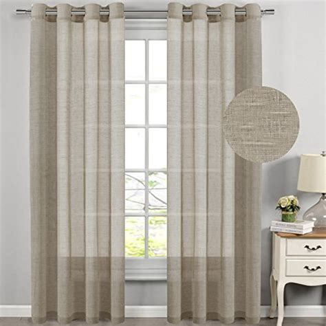 H.VERSAILTEX Breathable and Airy Natural Linen and Poly