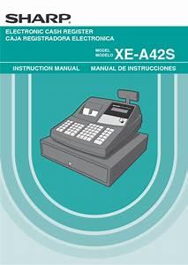 Xe-a42s Manuals
