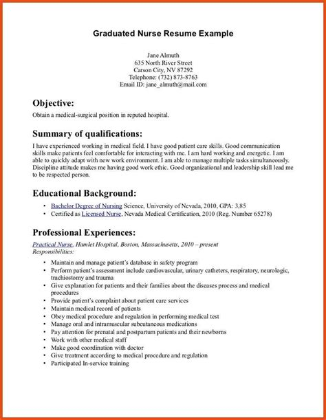 find s resumes objectives sle resume resume