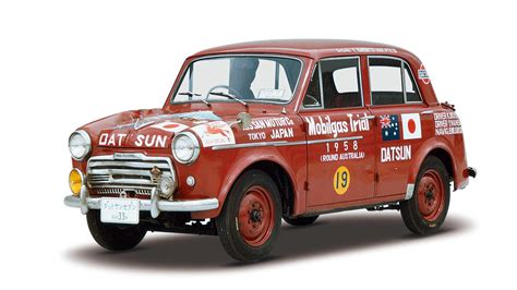 Datsun Car : Photos Of Past Datsun Cars