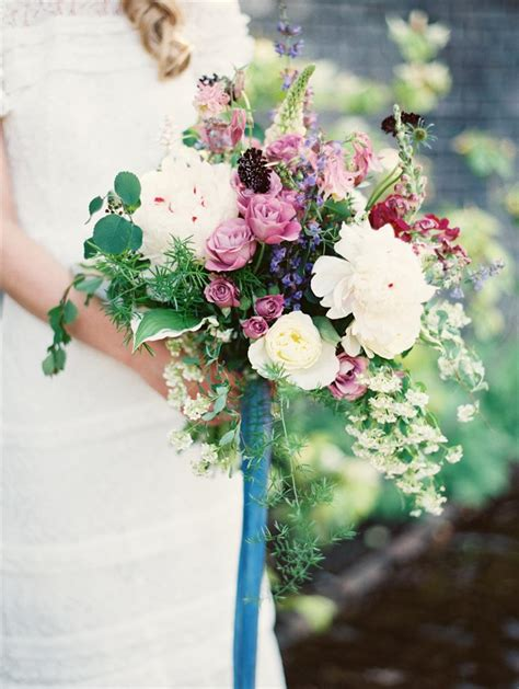 The Most Beautiful Spring Bridal Bouquets Chic Vintage