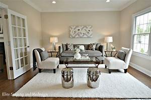 Truths about home staging elite staging and design for Living room staging