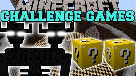 Ender Titan Challenge Games