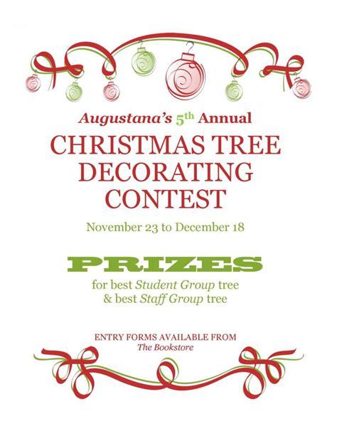 uofa augustana news  christmas tree decorating