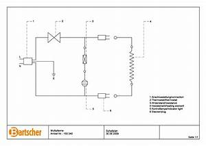 Bartscher 150340 Multi Pan 40x30 Wiring Diagram