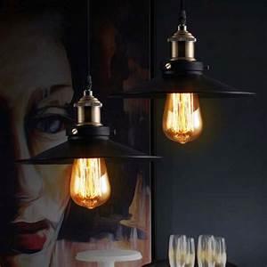 Suspension Luminaire Industriel : luminaire suspension design industriel ~ Teatrodelosmanantiales.com Idées de Décoration
