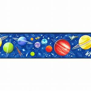 5806335 - Space Galaxy Border - Discount Wallcovering