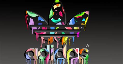wallpapershdvip logo adidas hd