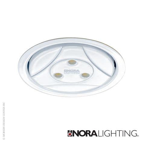 nmpk1 3led 12 volt 4 2 watts led puck light nora lighting