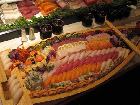 Boat Sushi by Large Sushi Boat Yelp