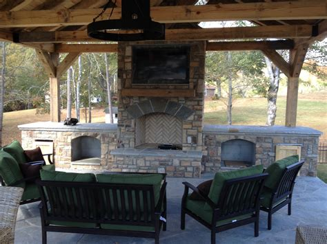 Outdoor Fireplaces Fire Pits Natural Stone Outdoor