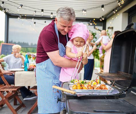 grillparty mit kindern vorbereiten famigros
