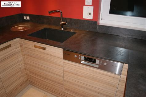 cuisine compact photos de cuisines réalisées sur mesures et installées sur