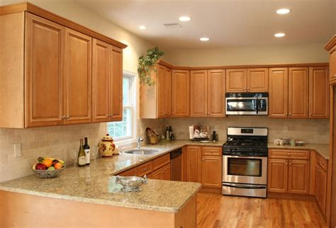 kitchen with light wood cabinets charleston light kitchen cabinets home design 8757
