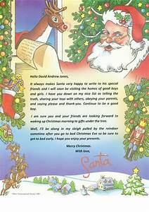 letters from santa get a personalized or custom letter With custom letter from santa