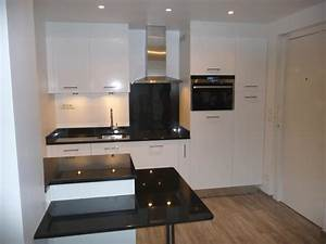 Cuisine petit espace cuisine equipee pour petit espace for Meuble pour salle a manger pour petite cuisine Équipée