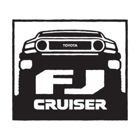 logo toyota land cruiser toyota fj cruiser eps logo vector ai free graphics