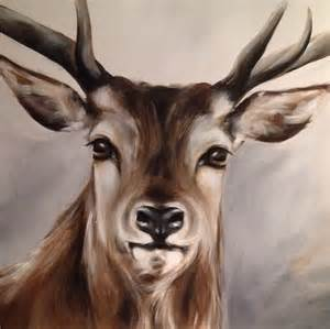 Deer Antler Home Decor Picture