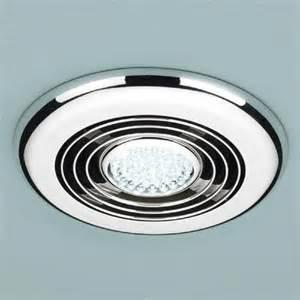 Bathroom Exhaust Fan Size by Hib Turbo Inline Bathroom Fan In Chrome Hib Bathroom Fan