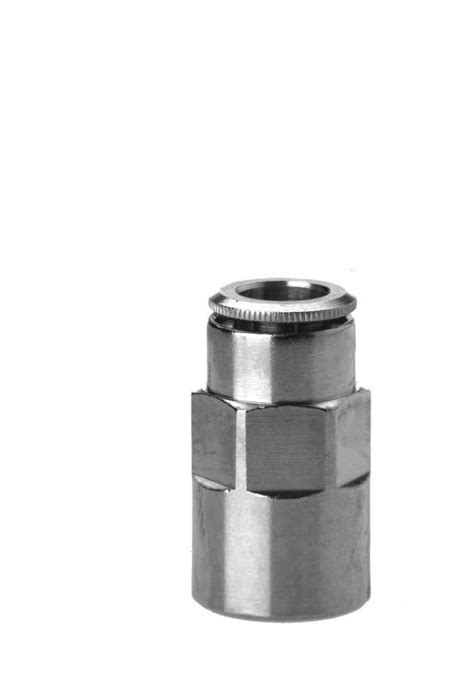 6463 Female Stud Push In Fitting - Camozzi Automation Ltd