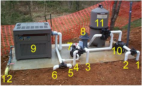 troubleshoot  pool filtration system home