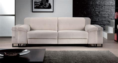 meubles et canapes canap 233 3 places tissu relax 233 lectrique canap 233 s et