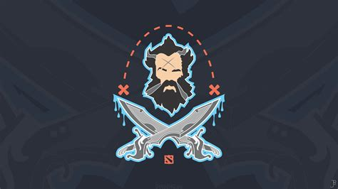 Defense Of The Ancients Wallpapers Kunkka Illustration Dota 2 Wallpapers