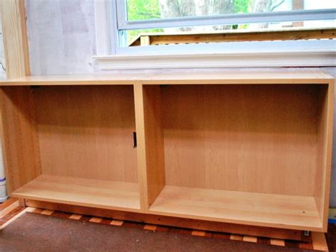 how to make simple kitchen cabinets build a simple kitchen desk with hgtv hgtv 8752
