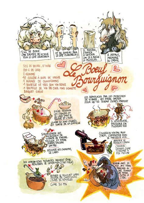 recette de cuisine humoristique ectac gastronomie cuisine recette boeuf bourguignon