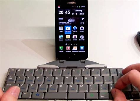 bluetooth keyboard android how to use bluetooth keyboard with your android device