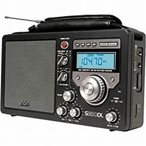 Poste Radio Sony : eton s350 deluxe noir poste radio portable am fm ondes courtes lecteurs mp3 casques ~ Maxctalentgroup.com Avis de Voitures