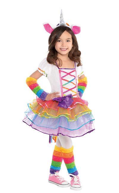 Disfraz de unicornio con tutú para niña por 28 00