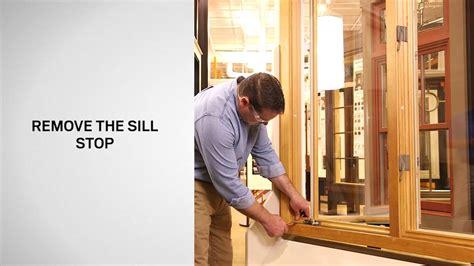 replace  operator  primed wood casement windows